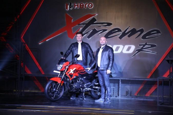 Hero Xtreme200R
