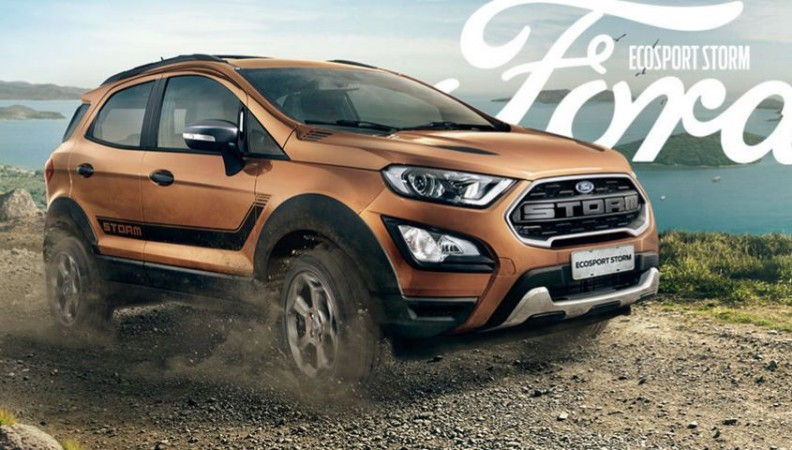 Image Result For Ford Ecosport New Model