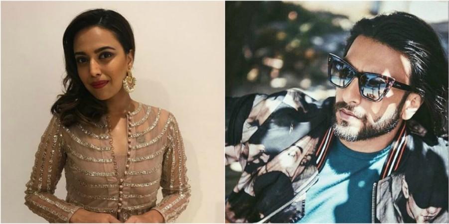 Swara Bhasker, Ranveer Singh