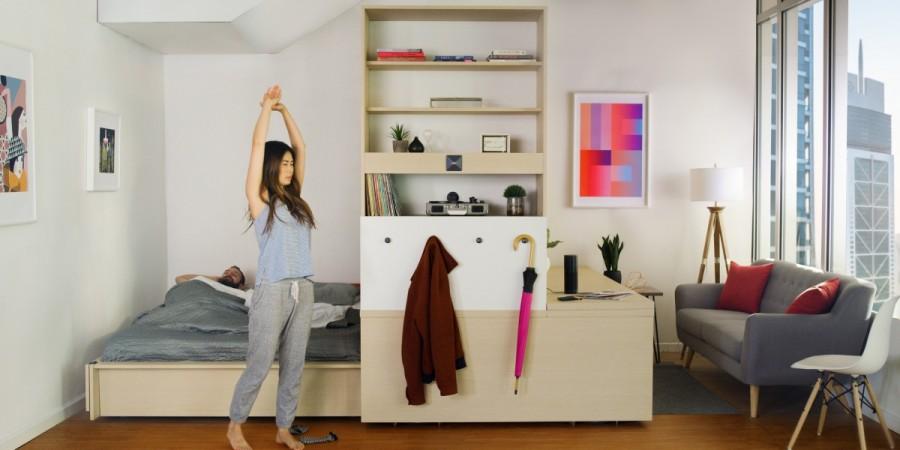 Ori's smart robotic furniture