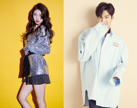 Is lee min ho dating anyone