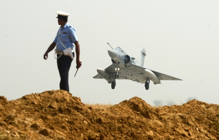 IAF officer