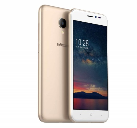 InFocus A2 launched in India