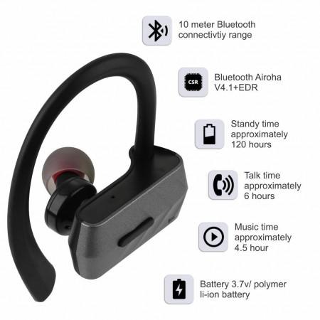 Zakk Twins True Wireless Bluetooth Headphones