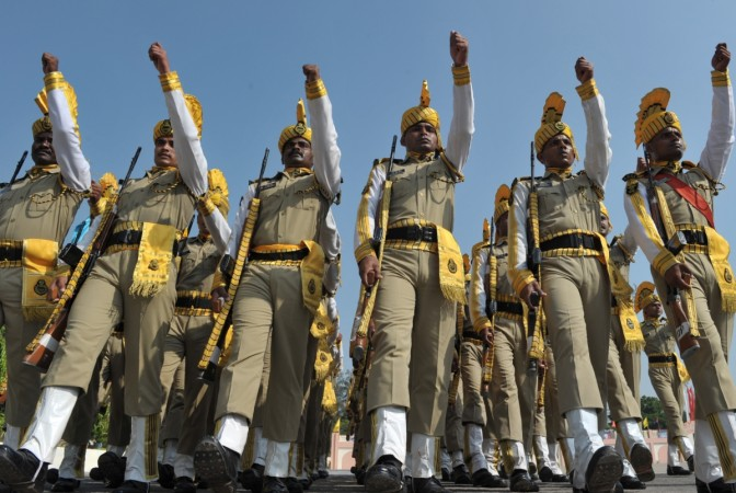 CISF personnel