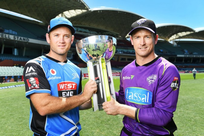 Big Bash League final