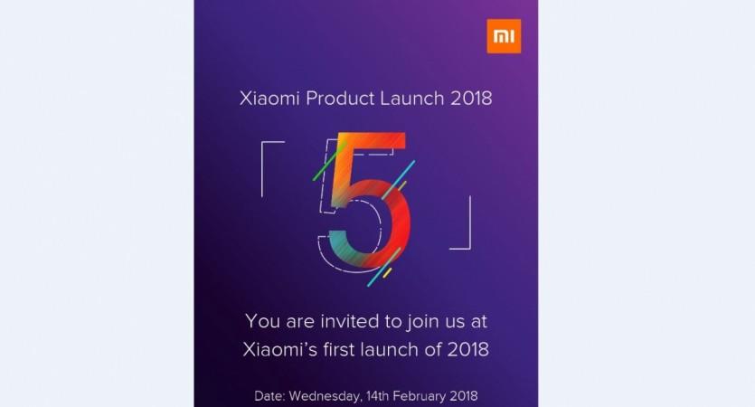 Xiaomi, Redmi Note 5, Redmi 5, Redmi 5 Plus, India, launch, price, specs