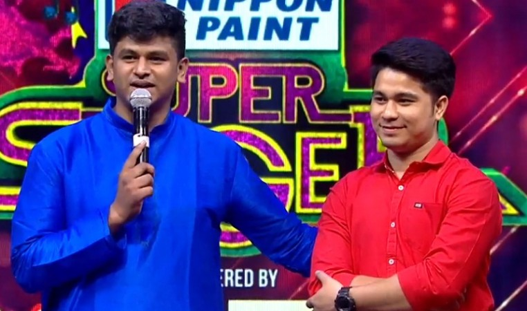 Super Singer 6: Sunny and Vinay in danger zone