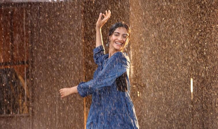 Sonam Kapoor in PadMan
