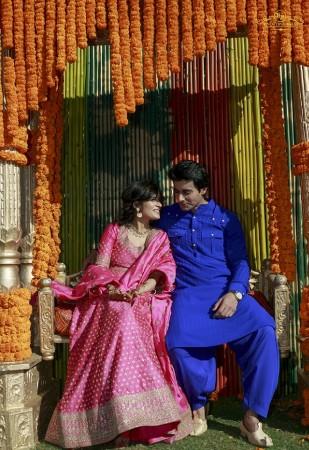 Gautam Rode wedding