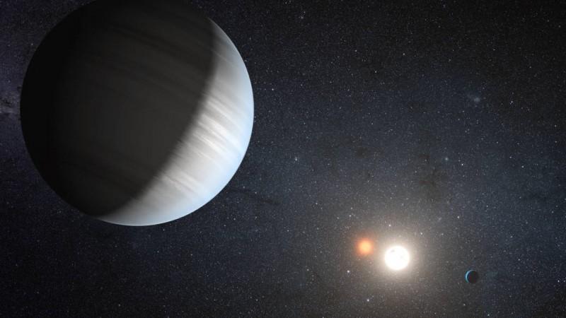 nasa, Multiple planet system,
