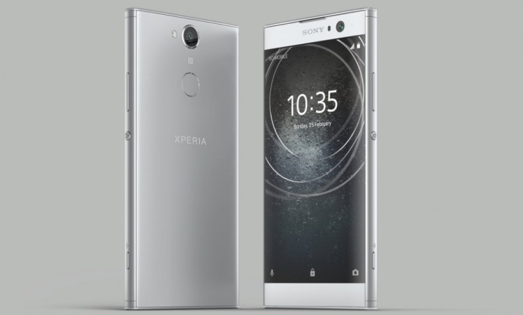 Sony Xperia XZ1 as seen on its official website