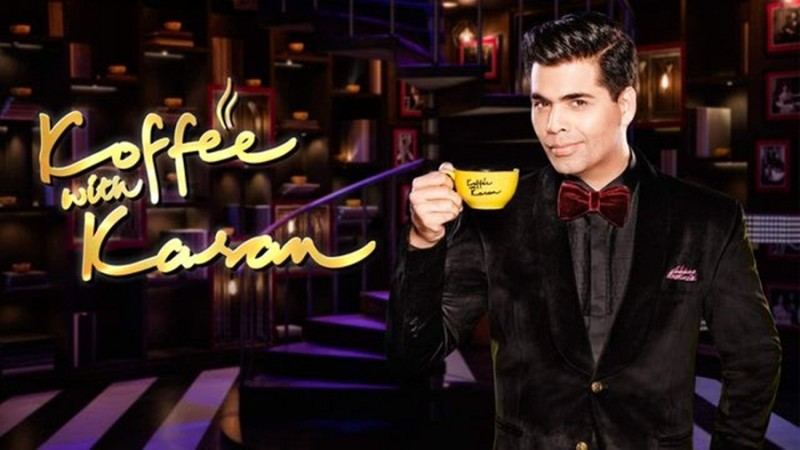 Karan Johar, Koffee with Karan