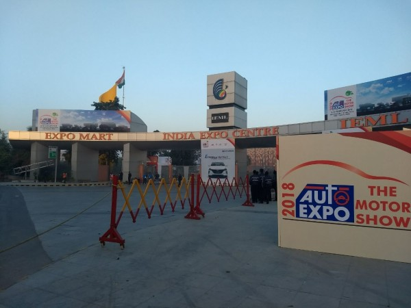 Delhi Auto Expo 2018
