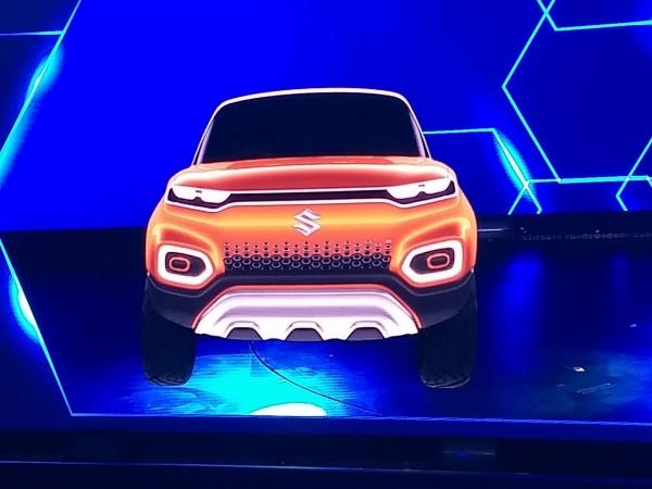 Maruti Suzuki ConceptFutureS