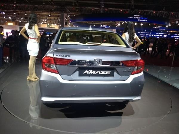 Honda new Amaze