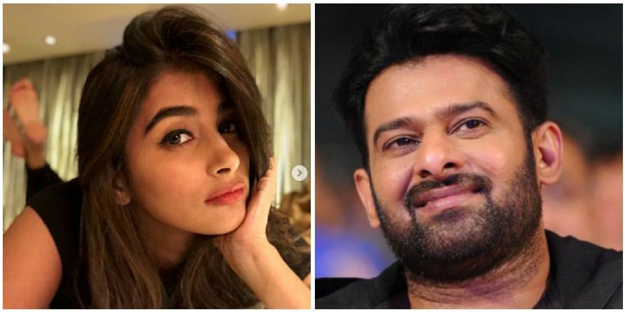 Pooja Hegde to Romance Prabhas