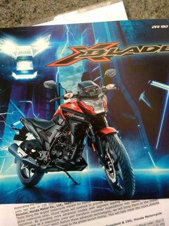 Honda X-Blade