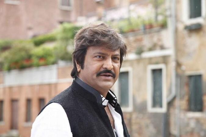 Mohan Babu in Gayatri