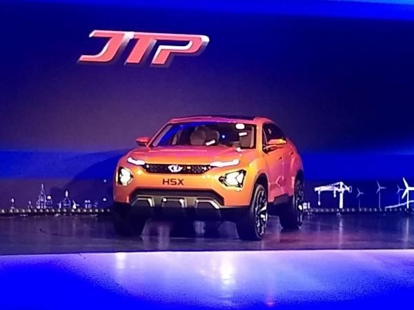 Tata H5X concept car