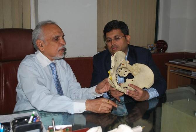 Dr Sushrut Babhulkar