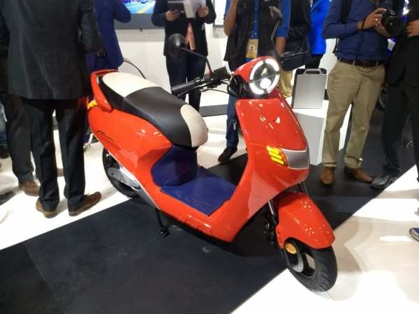 Flow e-scooter