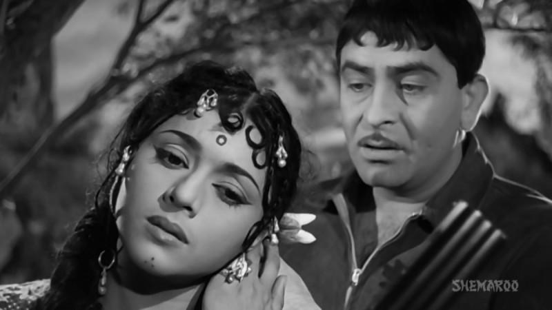 Raj Kapoor, Padmini
