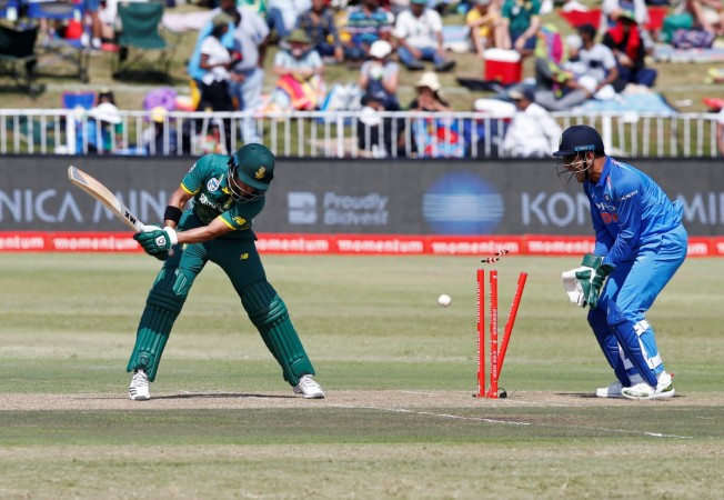 South Africa vs India cricket