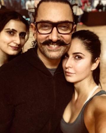 Thugs of Hindostan, Aamir Khan, Katrina Kaif