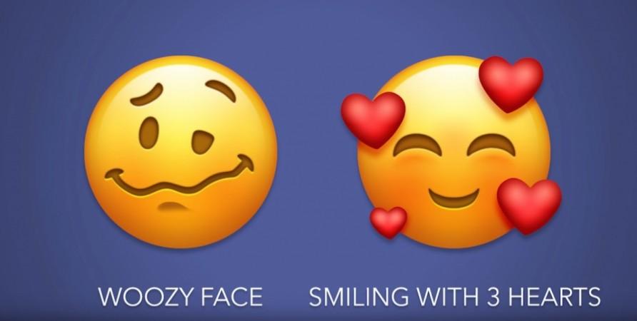 New emojis as seen in Emojipedia video