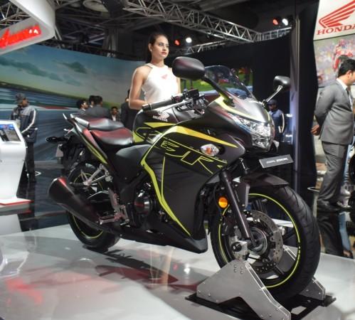 2018 Honda CBR 250R