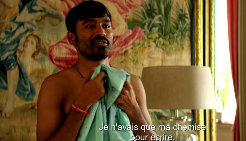 Dhanush's The Extraordinary Journey of the Fakir Teaser Out