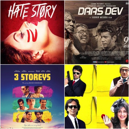 Hate Story 4, Daasdev, 3 Storeys and Baa Baaa Black Sheep