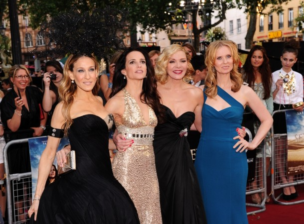 Sex and the city, Sarah Jessica Parker, Kim Cattrall