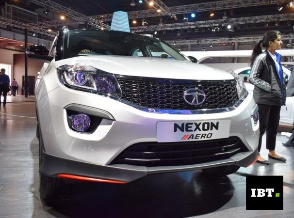 Tata Nexon Aero Edition