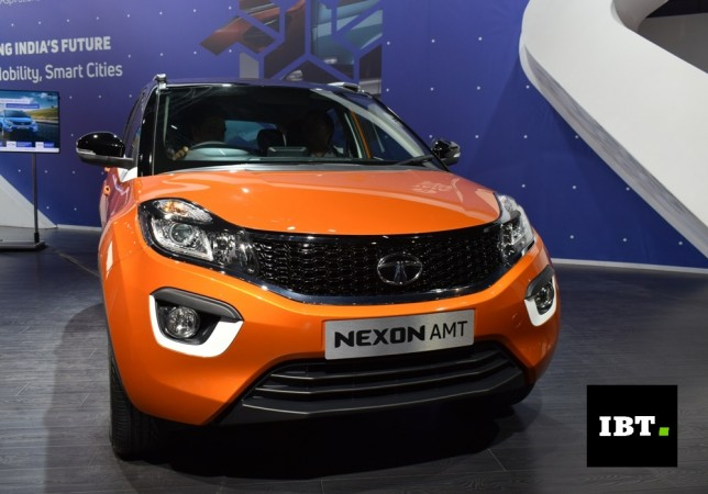 Tata Nexon Amt Launch Soon Specs Bookings Colors And