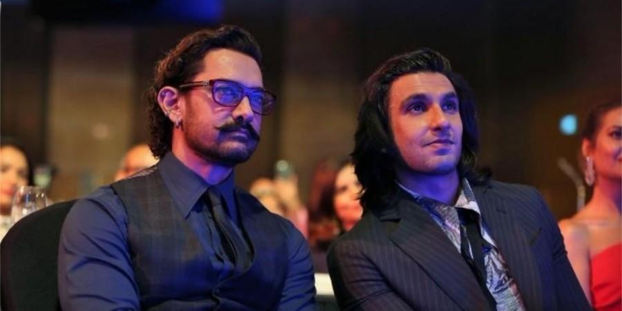 Aamir Khan, Ranveer Singh