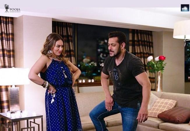 Sonakshi and Salman