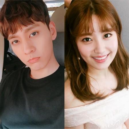 Choi Tae Joon(left), Nam Ji Hyun (right)