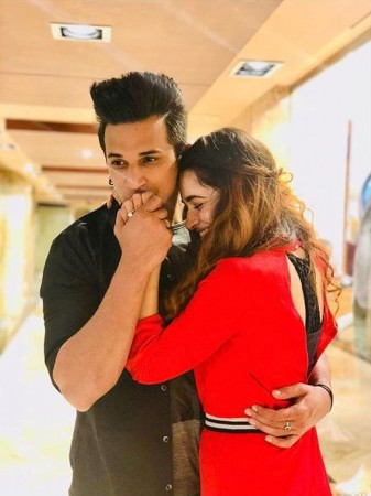 Valentine's Day 2018, Yuvika Chaudhary and Prince Narula