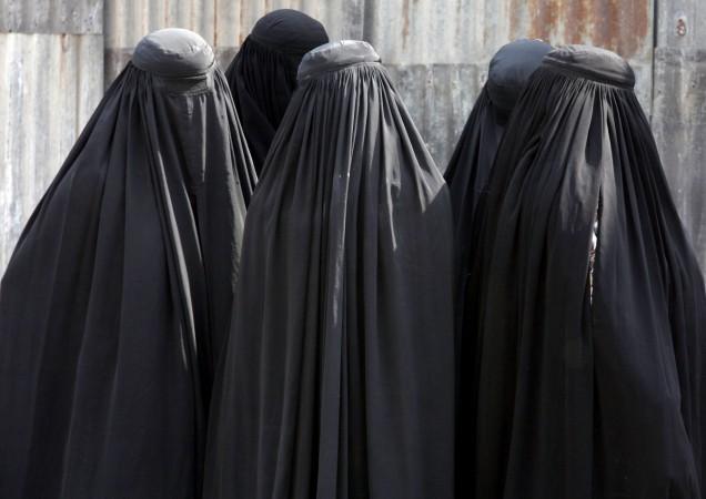 Saudi Arabian woman arrested