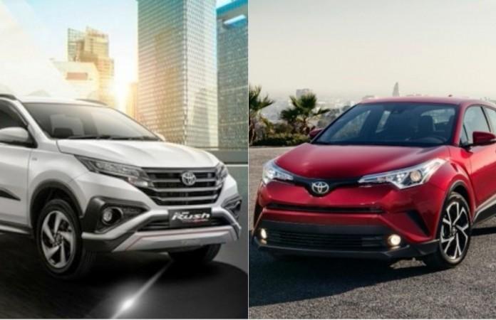 Toyota Rush and C-HR