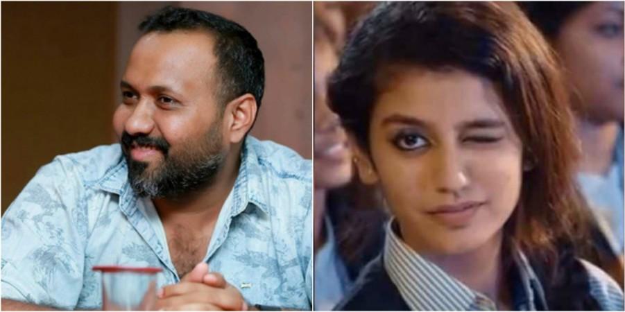 Omar Lulu and Priya Prakash
