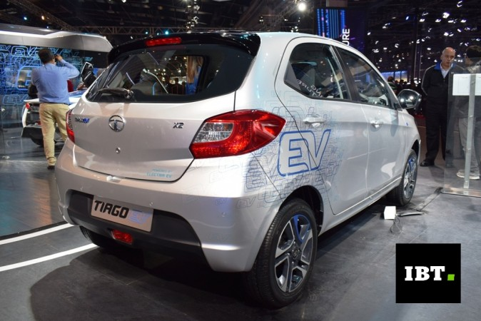 Tata Tiago electric