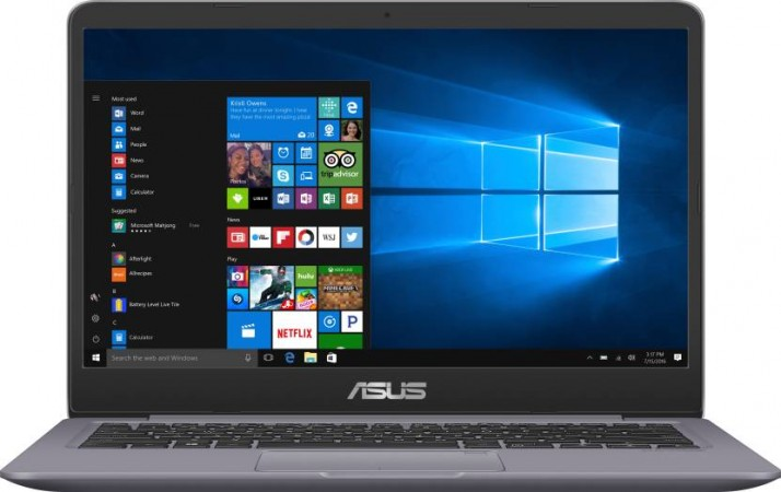 Asus VivoBook S14 laptop