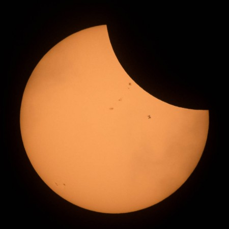 Image result for partial solar eclipse 2018