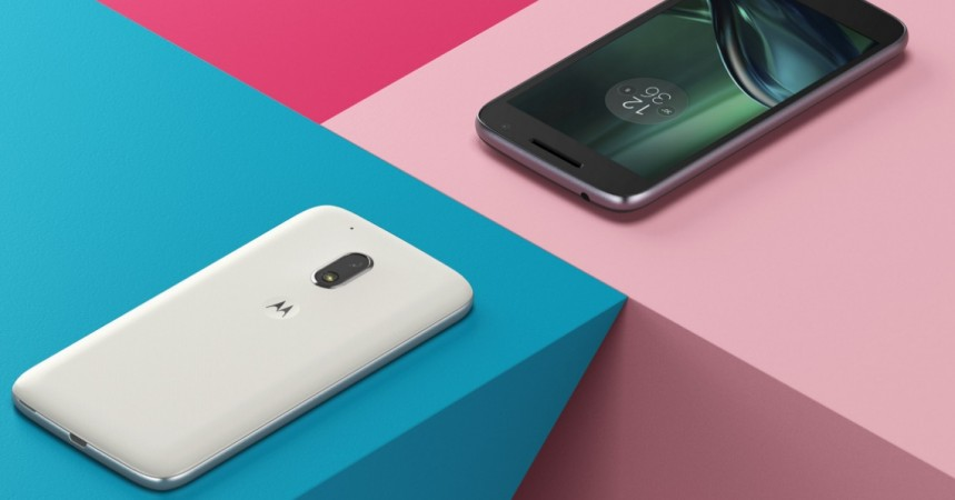 Moto G4 Play as seen in its official website