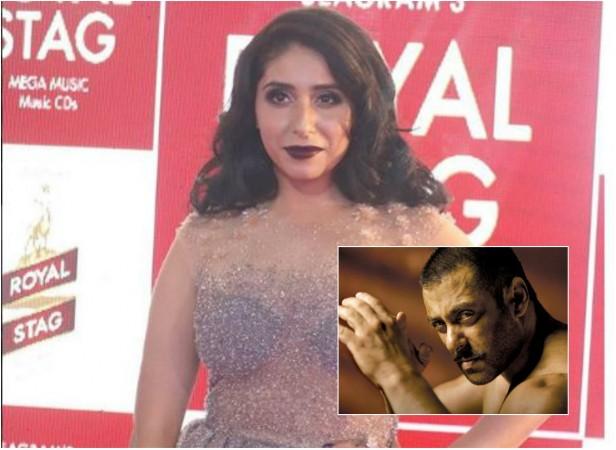 Neha Bhasin, Salman Khan