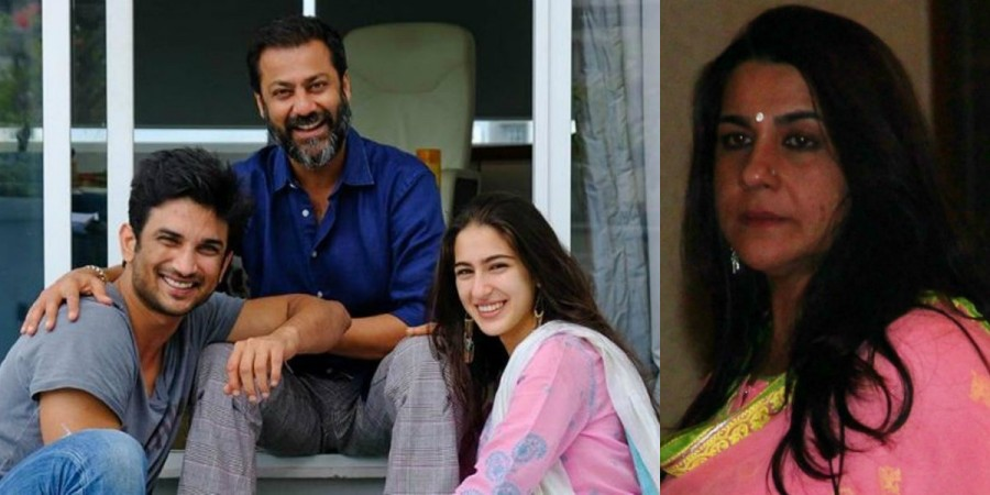Amrita Singh furious with Kedarnath director Abhishek Kapoor