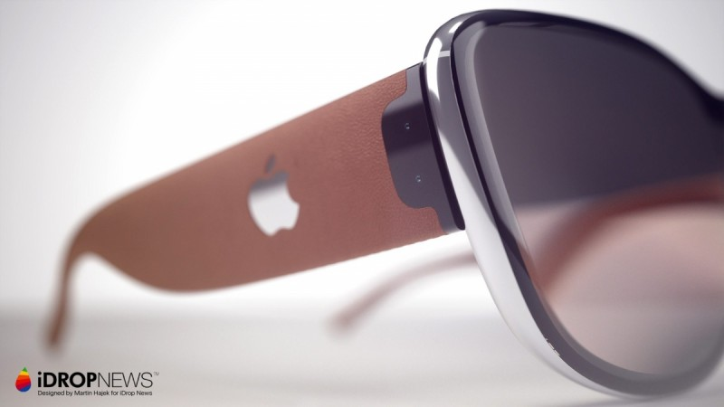 Apple Glass concept images by iDropNews